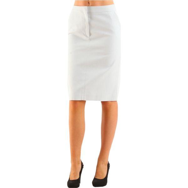 Dámská sukně Calvin Klein bílá