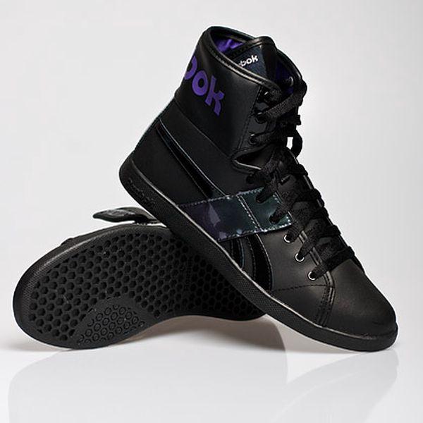 Dámské sportovní boty Reebok v černé barvě