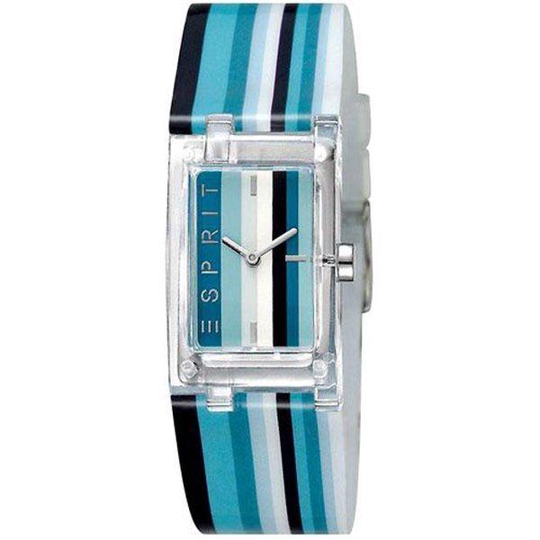 Krásné mladistvé hodinky Esprit Houston Blue Ice (ES103362010)