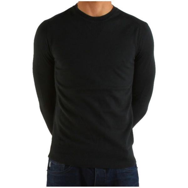 Pánský svetr Calvin Klein černý