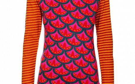 Pruhované tričko s dlhým rukávom od španielskej značky Savage Culture