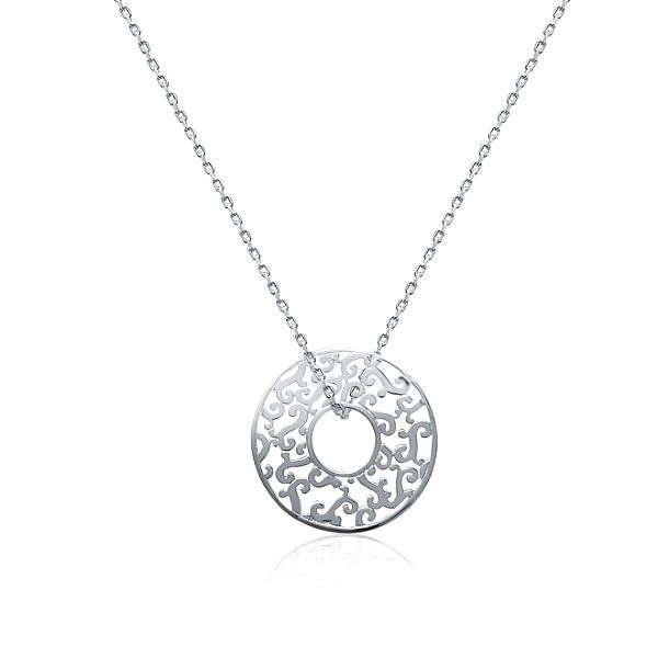 Stříbrný dámský náhrdelník La Mimossa