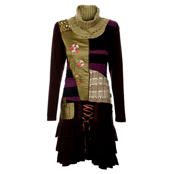 Dámske šaty z dielne Savage Culture