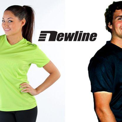 Sportujte v suchu: Funkční stylové tričko Newline v 12 barevných provedeních! Pánské, dámské, dětské, všechny velikosti.
