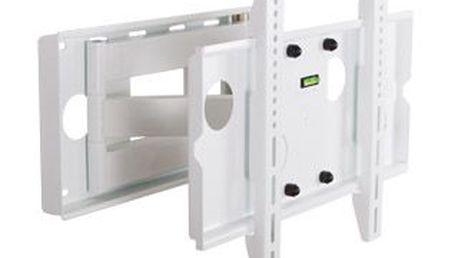 4World Univerzální jednoramenný otočný a sklopný držák na stěnu pro 22-42'' LED