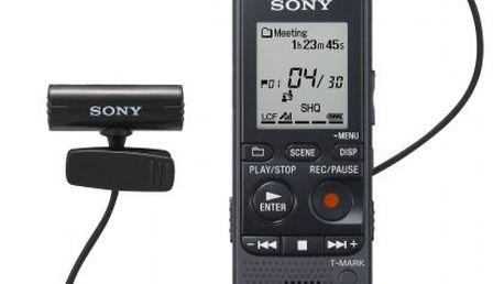 Špičkový Diktafon Sony ICD-PX312M