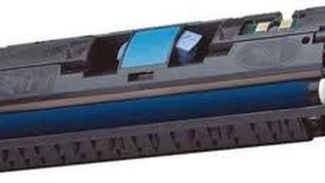 Tonerová kazeta kompatibilní s HP Color LaserJet HP Q3961A cyan