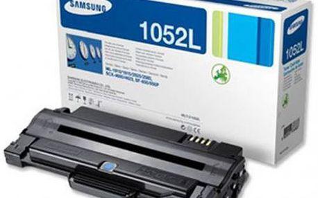 Toner Samsung MLT-D1052L, 2,5K stran, černá