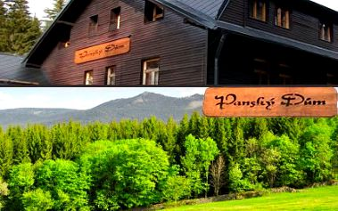 Pobyt PRO DVA 7 dní na Šumavě jen za 3799 Kč!