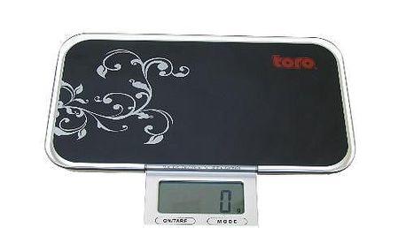 Digitální kuchyňská váha TORO 264106