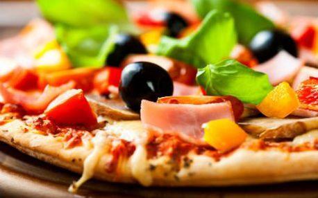Křupavá pizza standart za 69 Kč!