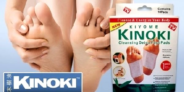 Sada 30 detoxikačních náplastí Kinoki za cenu, která nemá konkurenci!
