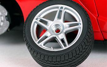 Skvělých 399 Kč za kompletní přezutí a vyvážení pneumatik + 5% sleva na nákup pneumatik + 20% sleva na uskladnění pneu!