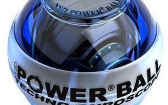 Powerball Techno. Pokročilý model gyroskopu s řadou diod.