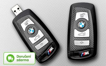 Flash disk ve stylu BMW 4 GB