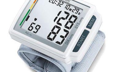 Plně automatické měření krevního tlaku SANITAS SBC 41