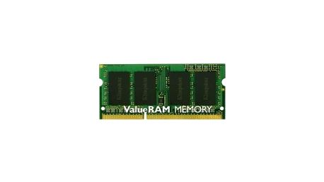 Pamětové karta kingston so-dimm 2gb ddr3-800 single rank kingston