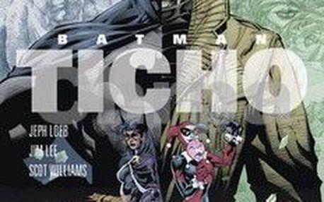 BB ART Batman Ticho - populární americký komiks