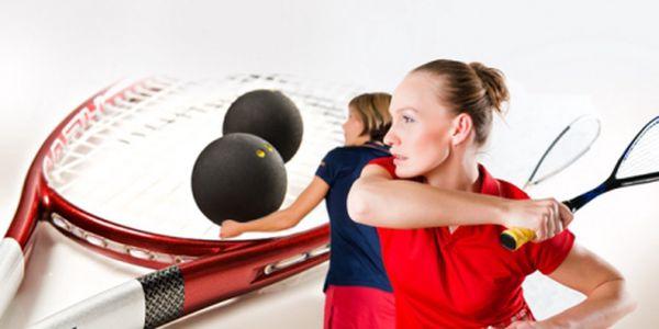 Přijďte si zasportovat na hodinu SQUASHE za úžasných 85 Kč! Hodinový pronájem squashového kurtu v novém sportovním centru Hrádek za bezkonkurenční cenu! Sleva 57%!