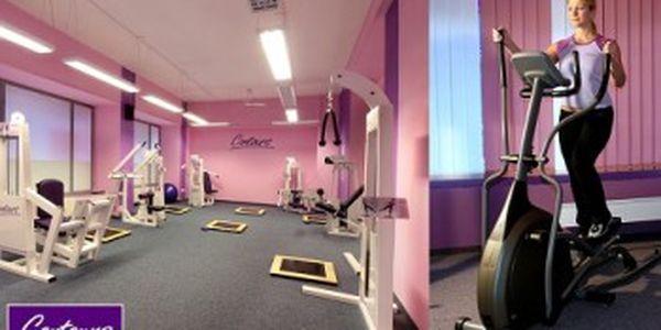 ROČNÍ ČLENSTVÍ ve fit centru Fitness Contours! Navíc 1 lekce H.E.A.T Program a 60minutový Rolletic.