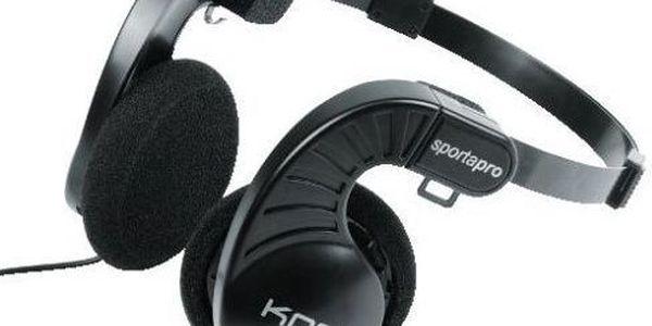Pro sport vhodná sluchátka s mostem KOSS Sporta Pro