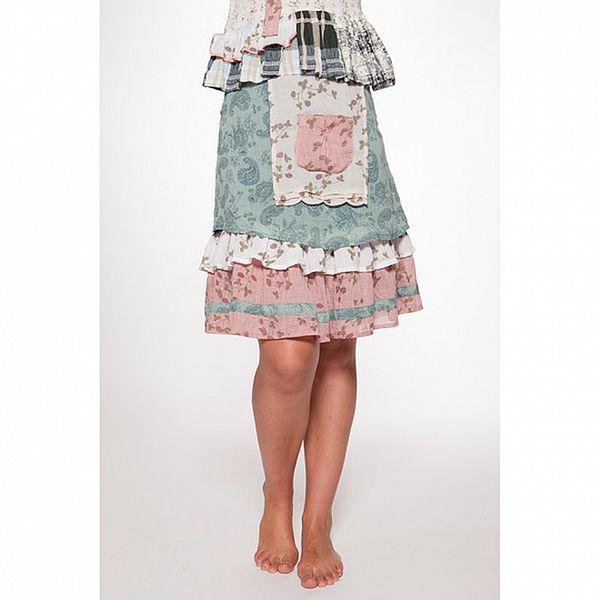 Dámská vrstvená sukně s kapsičkou Ian Mosh