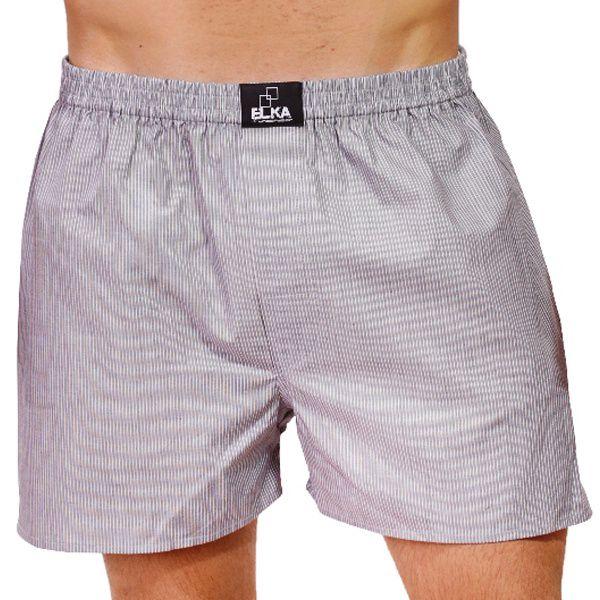 Kvalitní pánské trenýrky El-Ka Underwear - 100% Bavlna. 100% český produkt