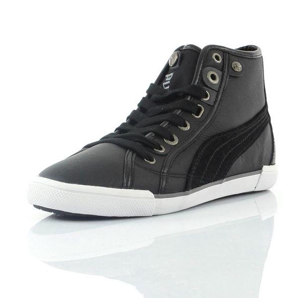 Dámské kotníkové boty Puma černé