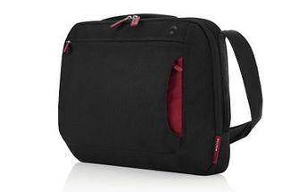 """Brašna pro notebook BELKIN case Notebook 10-12"""", černá/červená"""