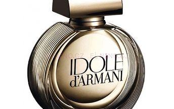 Dámská parfémovaná voda Giorgio Armani Idole d´Armani 75 ml - dřevitě kořeněný parfém