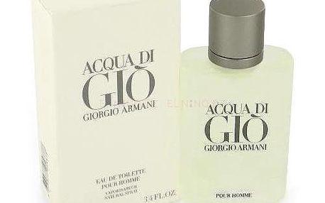 Pánská toaletní voda Giorgio Armani Acqua di Gio Pour Homme
