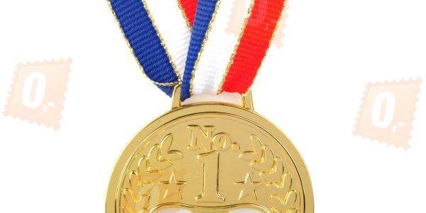 Otvírák na lahve pro vítěze - medaile a poštovné ZDARMA! - 74