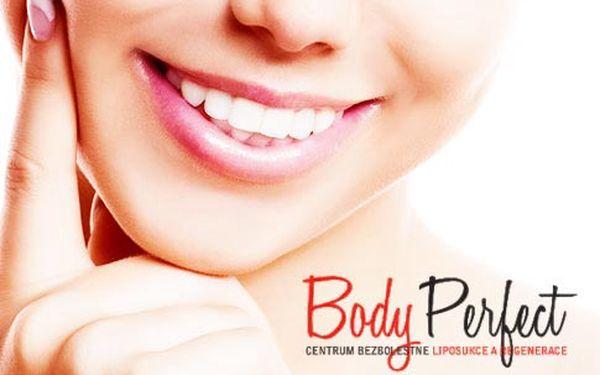 Šetrné bělení zubů bez peroxidu