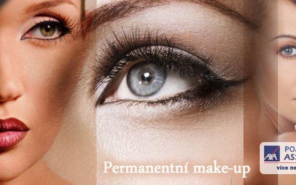 Pernamentní make up New Generation za skvělou cenu se slevou až 78%!!!Sníte mít vždy krásné, perfektně upravené a plné rty, oči a obočí aniž by jste trávila hodiny u zrcadla ? Nesněte, ale využijte této jedinečné nabídky v samém centru Prahy na permanentní make-up nové generace!