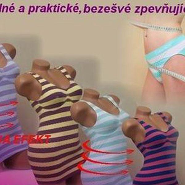 Zpevňující košilka s prodlouženou délkou se slevou 53%!!!Vaše oblíbená zpevňujícítílka G&Njsou zdev nové barevné jarní kolekci!
