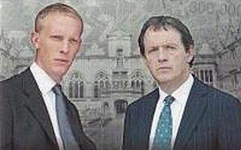 """3× DVD legendární krimisérie """"Vraždy v Oxfordu"""". Napínavé, stylové, britské... 3×110 minut na stopě zločinů!"""