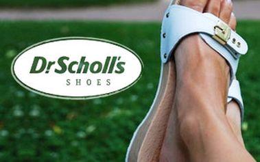 Výprodej dámské obuvi pro volný čas a unisex pantoflí Scholl