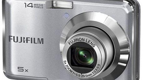 Fujifilm FinePix AX 500 - fotoaparát vhodný pro začátečníky i pokročilé