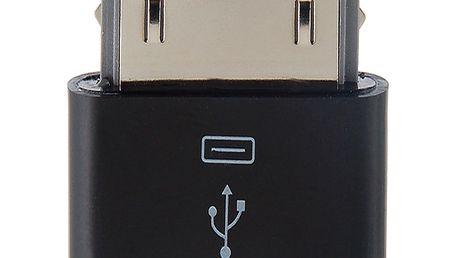 Redukce 30Pin Port na Micro USB - iPhone, iPod, iPad a poštovné ZDARMA! - 430