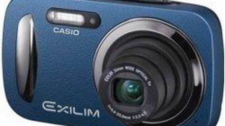 "Digitální fotoaparát Casio EX N20 - 16 Mpx, 5x zoom, 26mm širokoúhlý objektiv, 2,7"" LCD"