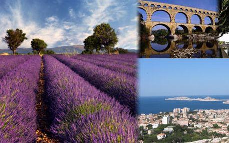 Zájezd do Provence za 3890 Kč!