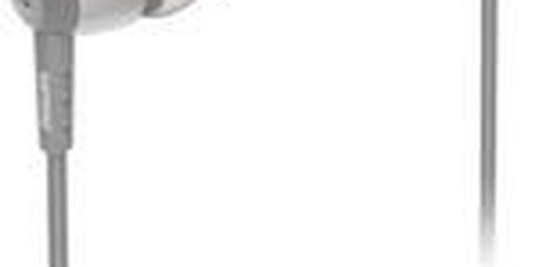 Sluchátka Philips SHE7000WT/10 - Neodymový magnet zlepšuje výkon basů a citlivost