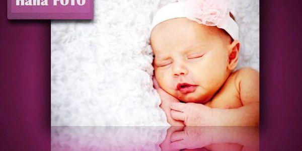 599 Kč za focení dětí, miminek a celých rodin