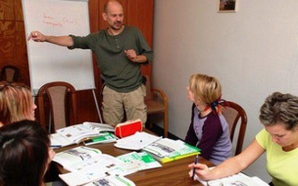 Víkendový kurz angličtiny v Jeseníkách