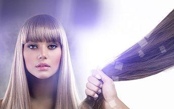 PRODLOUŽENÍ A ZAHUŠTĚNÍ VLASŮ 50 a 60 cm přírodními evropskými vlasy a přírodní keratinovou metodou již od bezkonkurenčních 3 199 Kč! Splňte si svůj sen a získejte krásně hustou hřívu! Vlasy můžete kulmovat, barvit aj...!