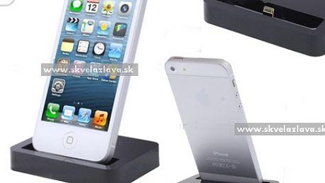 Stojanová nabíjačka pre iPhone 5 za 6,10 € aj s poštovným!