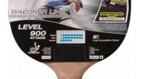 Útočná pálka na stolní tenis Donic Waldner line 900