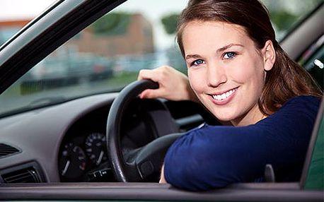 Autoškola – řidičský průkaz skupiny B