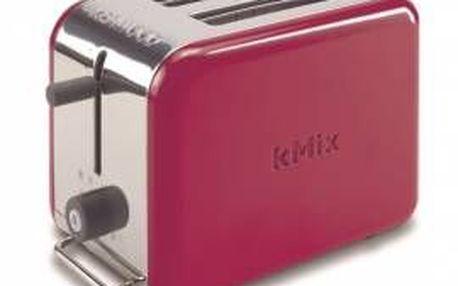 Kenwood TTM029 - kovový toaster na 2 plátky