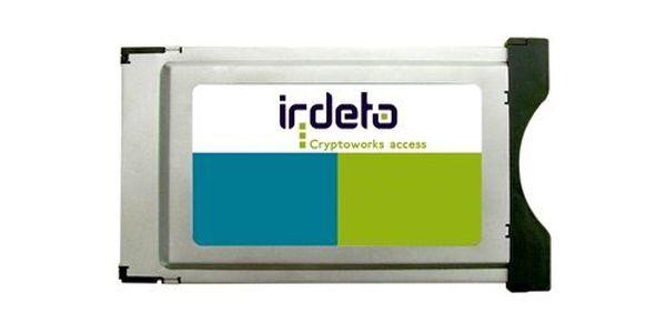 Dekódovací modul SMIT Irdeto pro přijímače s CI/CI+